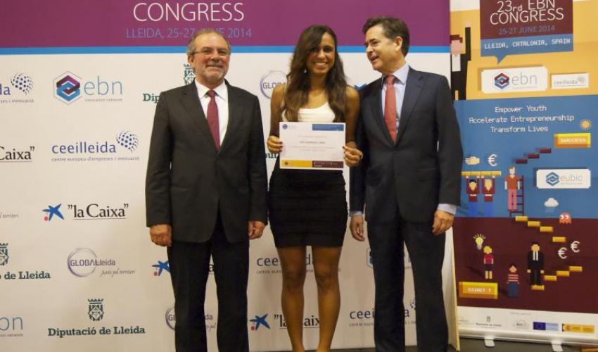 El CEEI de Guadalajara recibe su acreditación de miembro de pleno derecho de la red internacional EBN
