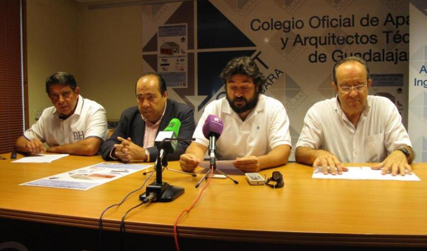 Presentado el XVI Concurso de albañilería de la provincia de Guadalajara