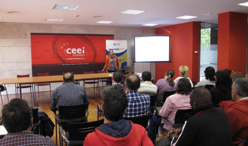 CEOE-CEPYME Guadalajara, a través del programa Emprende+más de CECAM continúa con el fomento del emprendimiento con dos nuevas jornadas