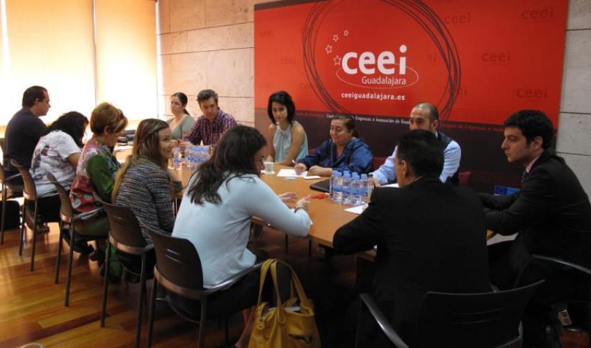 12 nuevas empresas se reúnen en la novena sesión de GuadaNetWork