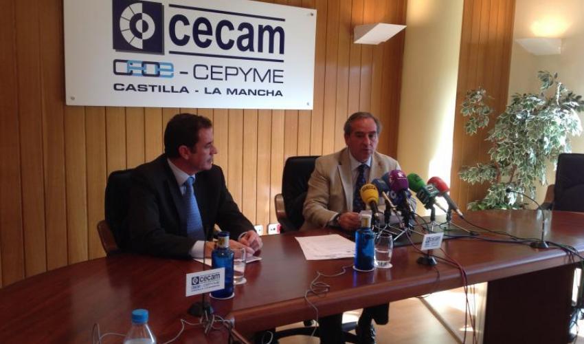 Mariano Hervás, premio CECAM 2014 por la provincia de Guadalajara