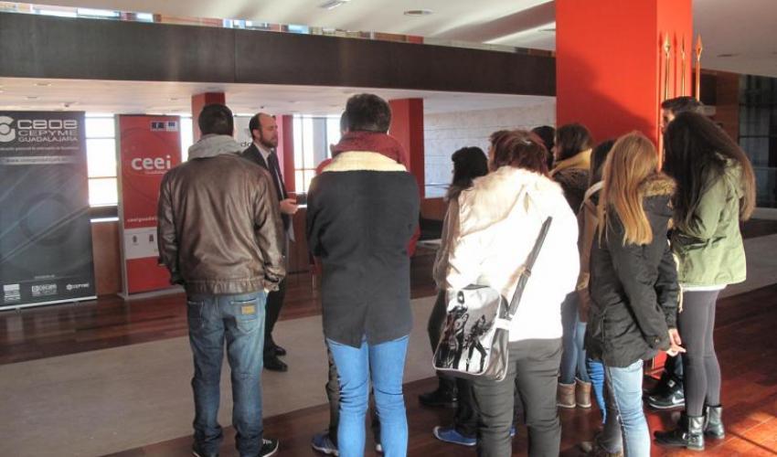 Durante el mes de enero se desarrollarán cuatro nuevos talleres para jóvenes emprendedores en el CEEI de Guadalajara