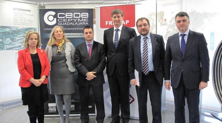 FREMAP inaugura el taller de seguridad en máquinas que se desarrolla en Witzenmann