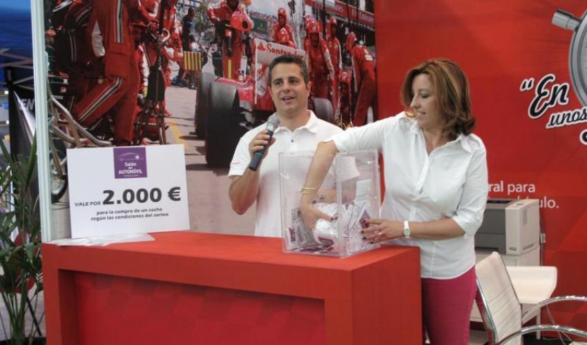El VI Salón del Automóvil finaliza con 60 vehículos vendidos
