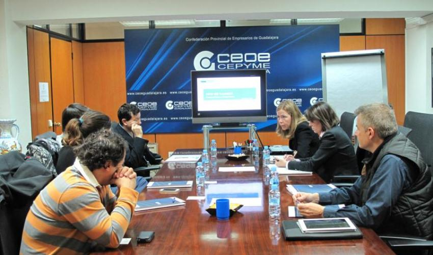 CEOE-CEPYME Guadalajara desarrolla una jornada formativa sobre las divisas y sus riesgos