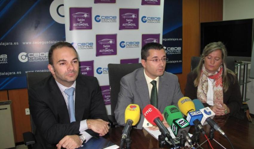El VII Salón del Automóvil de Guadalajara se celebrará del 20 al 23 de noviembre