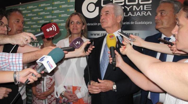 CEOE-CEPYME Guadalajara celebra su XXXVI Asamblea General