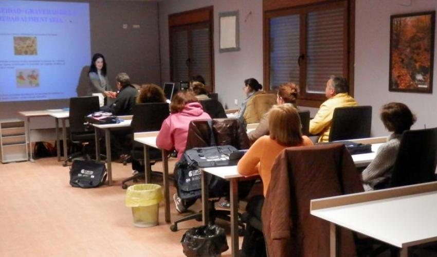 CEOE-CEPYME Guadalajara finaliza un nuevo curso de formación basado en la manipulación de alimentos