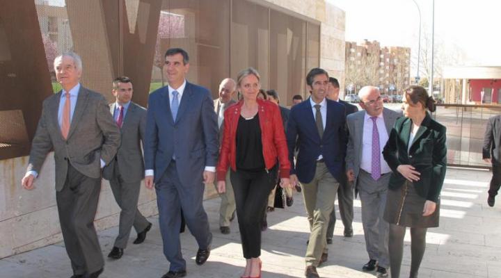 """Casero destaca la apuesta del Gobierno de Cospedal para que Castilla-La Mancha sea la """"región de la innovación"""""""