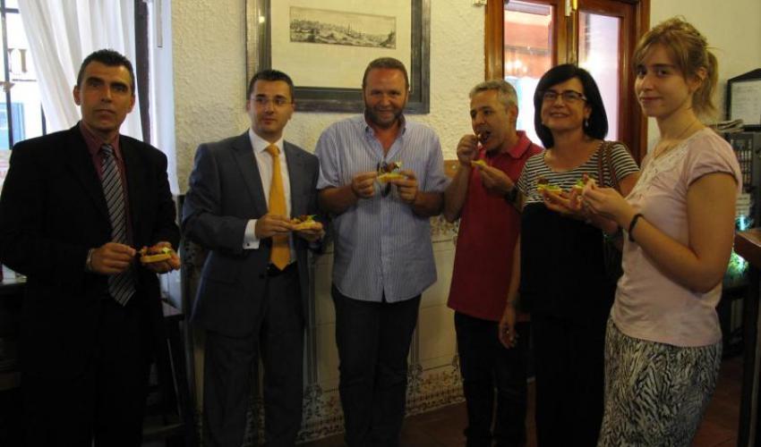 La federación provincial de Turismo de Guadalajara continúa con la novena edición de la ruta de la tapa de verano