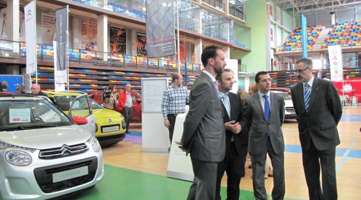 Abre el VII salón del automóvil con 25 marcas y una gran oferta de vehículos