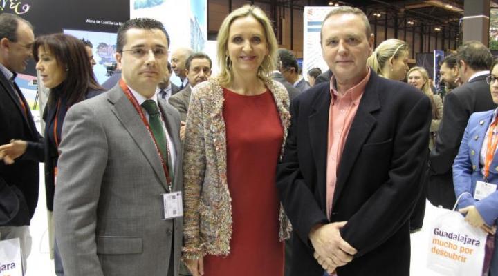 La Federación Provincial de Turismo de Guadalajara está presente en FITUR 2014