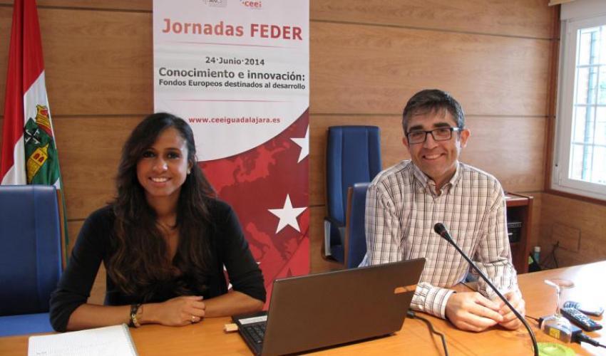 El CEEI de Guadalajara aborda los fondos FEDER desde el ámbito del conocimiento y la innovación en una jornada en Cabanillas del Campo
