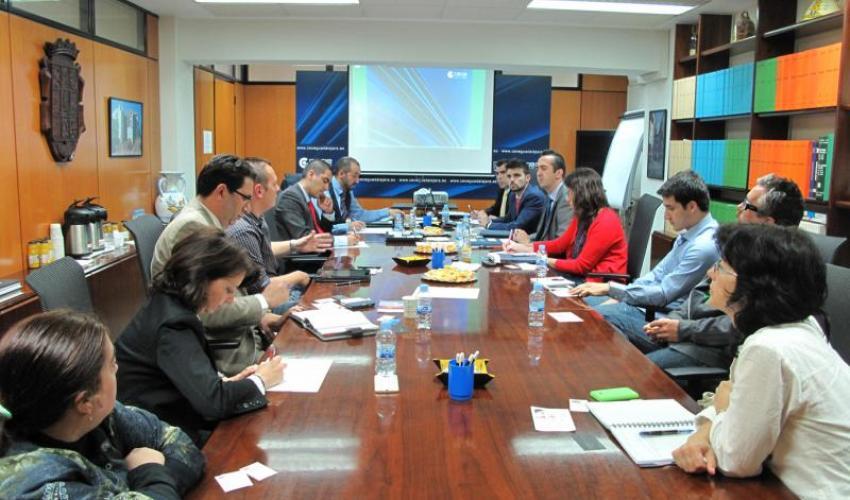 Una quincena de emprendedores participan en un nuevo encuentro de GuadaNetWork