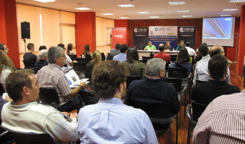 Los empresarios de la provincia de Guadalajara se forman en normativa europea mediambiental