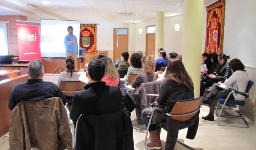 El CEEI de Guadalajara arranca el ciclo de jornadas de coaching para emprendedores en Cabanillas