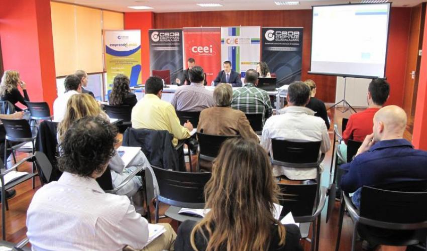 El CdE de Guadalajara ofrece cuatro actividades sobre comercio electrónico y marketing digital