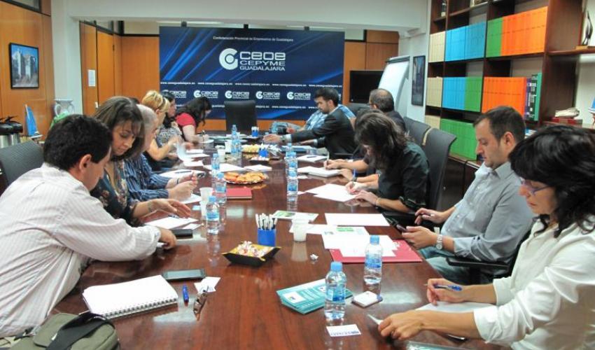 GuadaNetWork retoma sus encuentros empresariales en busca de nuevas sinergias