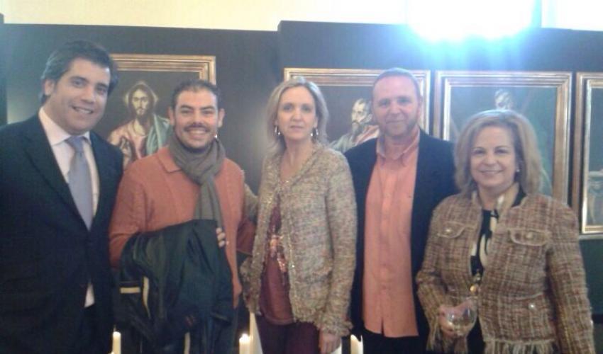 La Federación de Turismo presente en los actos del Greco 2014 en Sigüenza