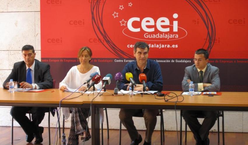 El CEEI de Guadalajara cuenta con una ocupación del 89%