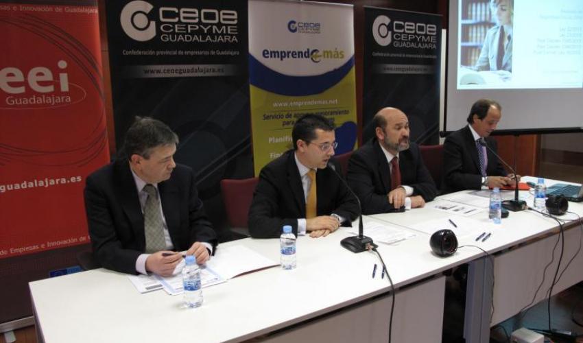 CEOE-CEPYME Guadalajara y Asepeyo analizan los recientes cambios normativos en Seguridad Social