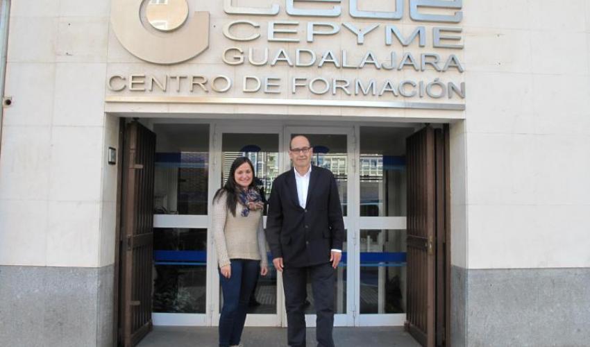 CEOE-CEPYME Guadalajara refuerza su departamento de Prevención de Riesgos Laborales con un nuevo técnico