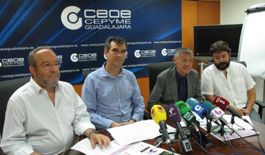 El concurso de albañilería de la provincia de Guadalajara llega a su XVII edición