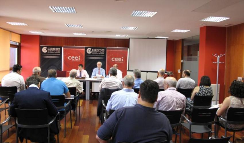 El CEEI de Guadalajara realiza una jornada informativa sobre el Sello de Empresas Innovadoras y de Base Tecnológica