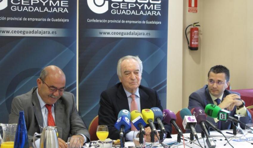 Agustín de Grandes hace balance de la economía y perfila las líneas de trabajo de su cuarto mandato