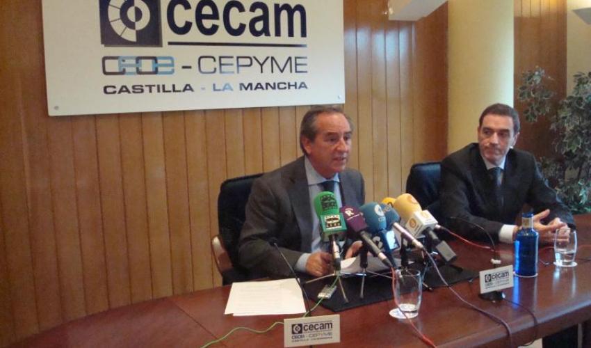 La XII edición de los premios empresariales CECAM se celebra el próximo 14 de octubre