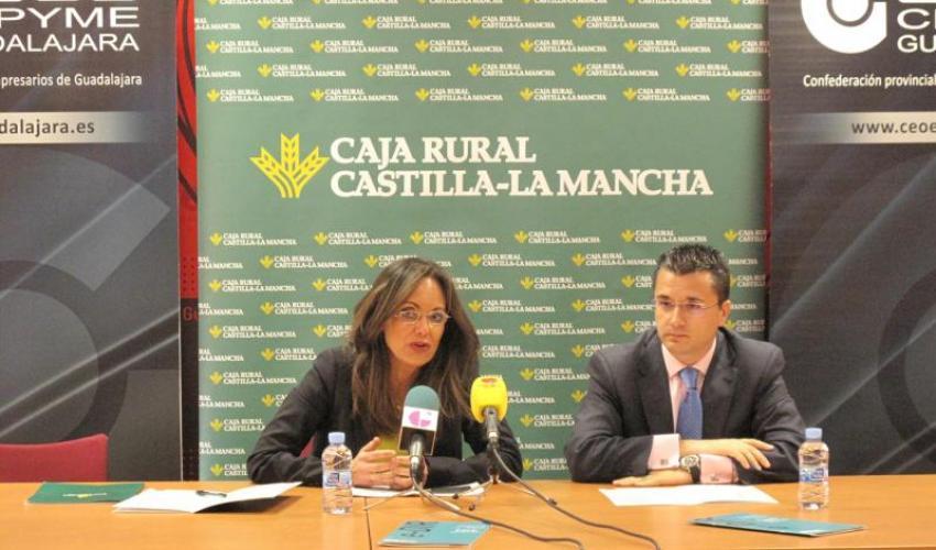 El programa 'Negocio Digital e-DIR' para pymes llega a Guadalajara de la mano de la Fundación Caja Rural CLM