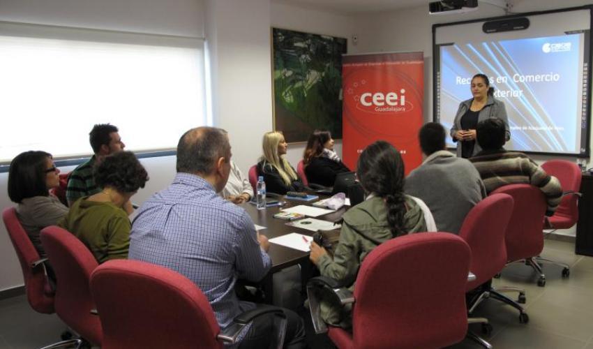 El CEEI de Guadalajara forma y asesora a cuarenta emprendedores de El Casar y Azuqueca