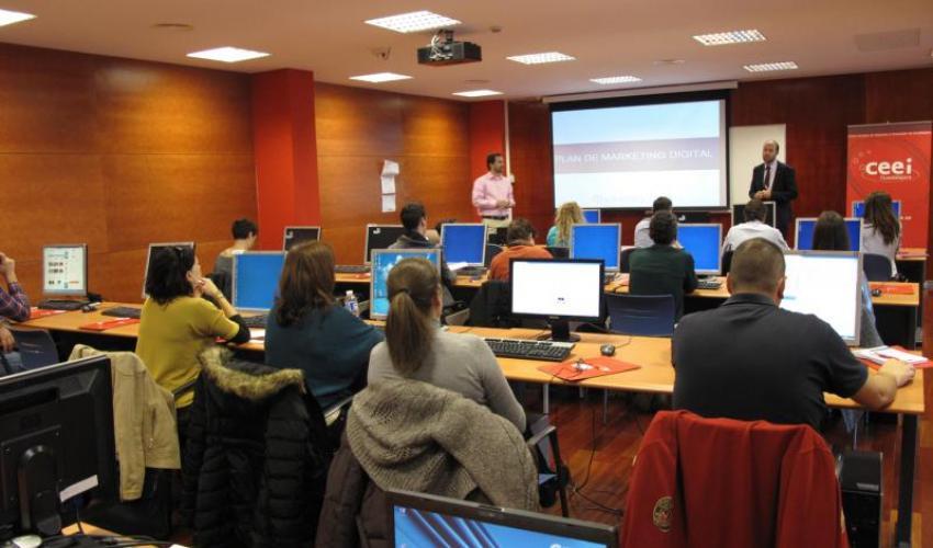 El marketing digital centra una nueva sesión formativa en el CEEI de Guadalajara