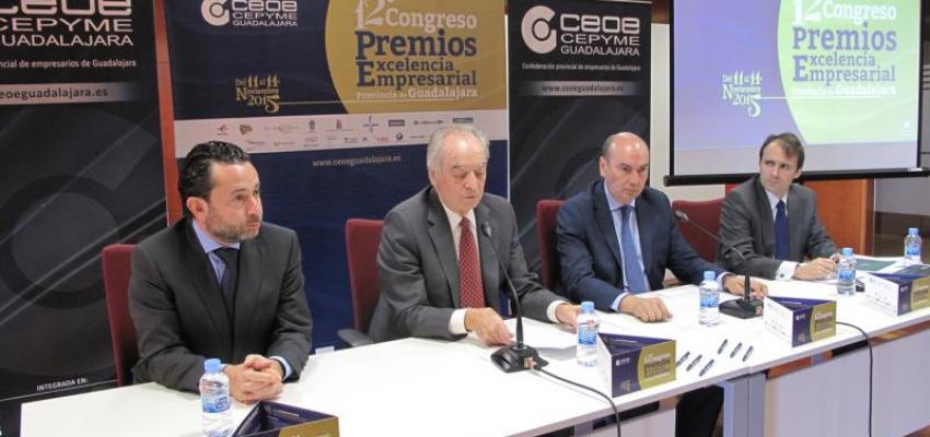 El administrador como profesión de riesgo, abre el 12º congreso empresarial de CEOE-CEPYME Guadalajara