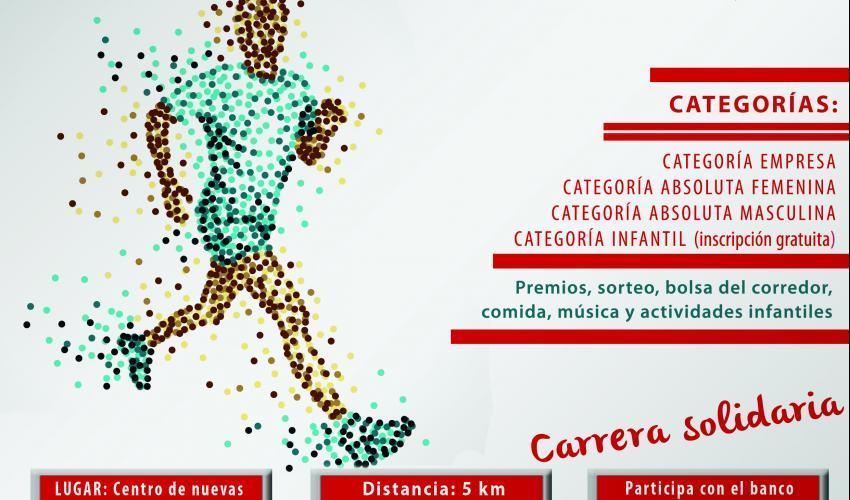 El CEEI de Guadalajara celebrará el domingo 17 de mayo su i carrera del emprendedor con actividades para toda la familia