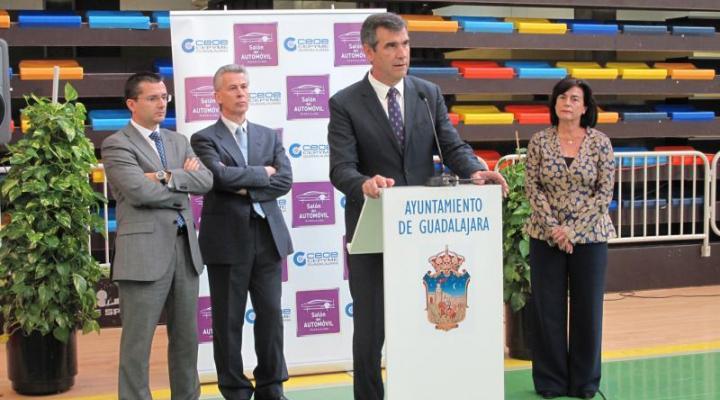 El VIII Salón del Automóvil de Guadalajara abre sus puertas de jueves a domingo con una gran oferta de vehículos