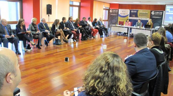 GuadaNetWork-Premium cierra el 12 Congreso Empresarial de CEOE-CEPYME Guadalajara