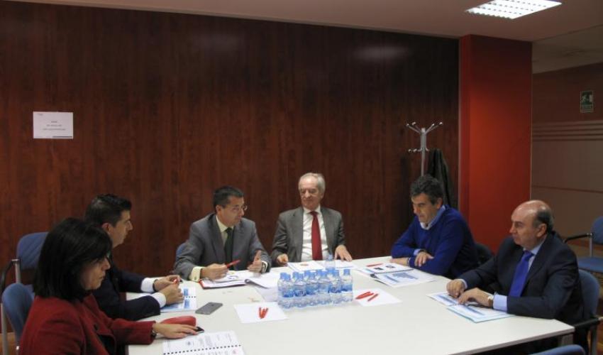 El CEEI de Guadalajara celebra su patronato para analizar las actividades realizadas durante 2015