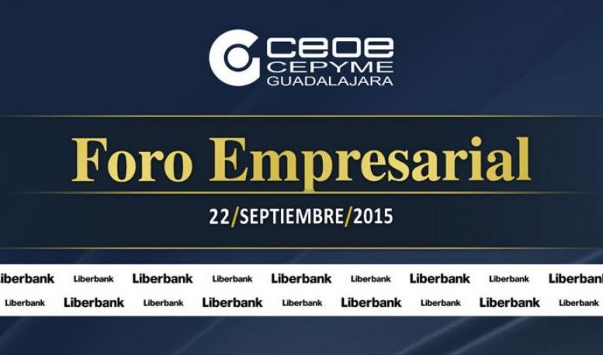 Antonio Garamendi, presidente de CEPYME, protagonista de un nuevo Foro Empresarial