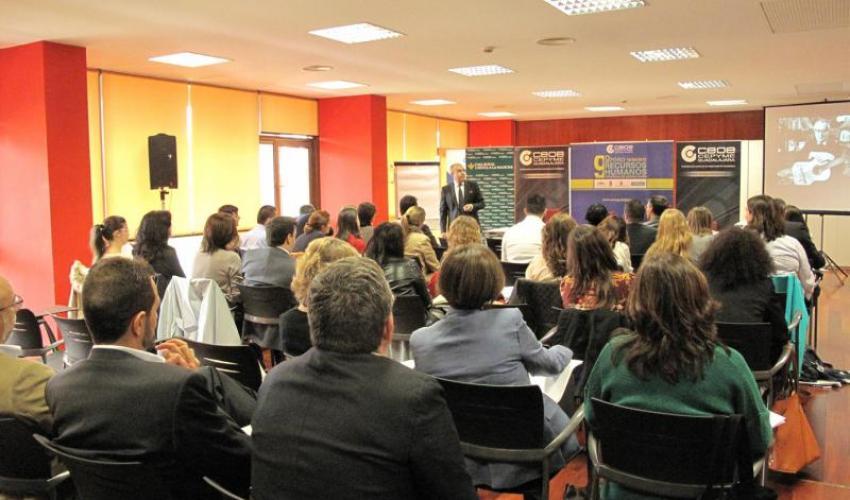 Gran éxito de participación en el  9º Foro de Recursos Humanos de la provincia de Guadalajara de CEOE-CEPYME Guadalajara