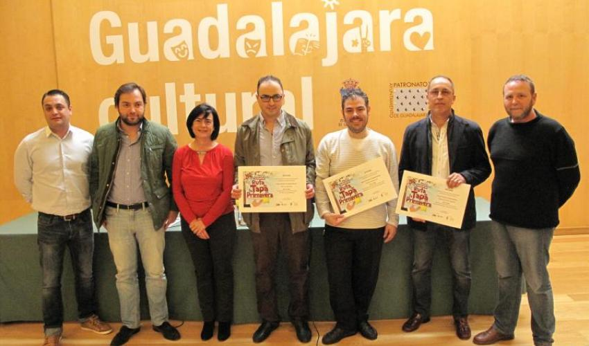 La Carrera, Restaurante Lino y Taberna Porta Gayola, ganan los premios del concurso de la Ruta de la Tapa en primavera 2015