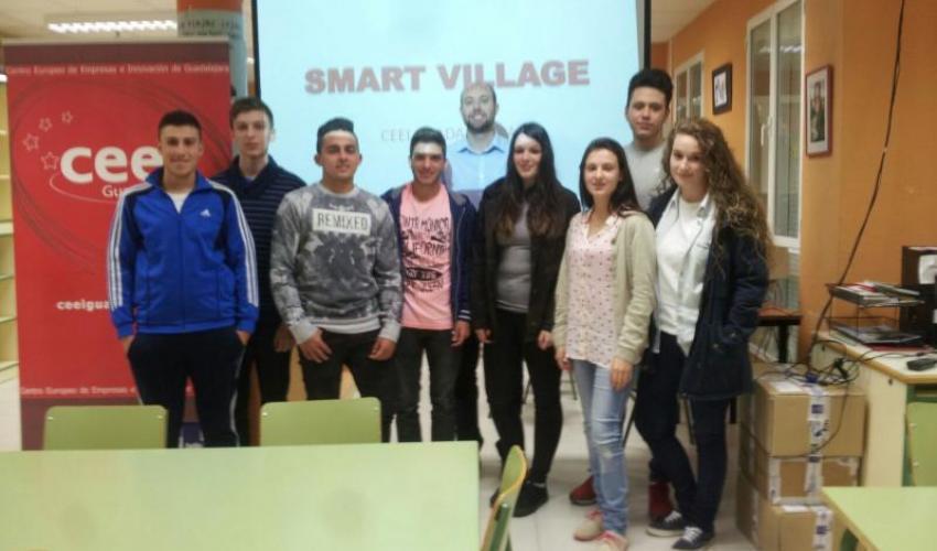 El CEEI de Guadalajara se traslada a Pastrana y El Casar para formar a nuevos emprendedores
