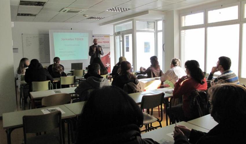 Los emprendedores de Alovera se informan sobre la innovación en Europa