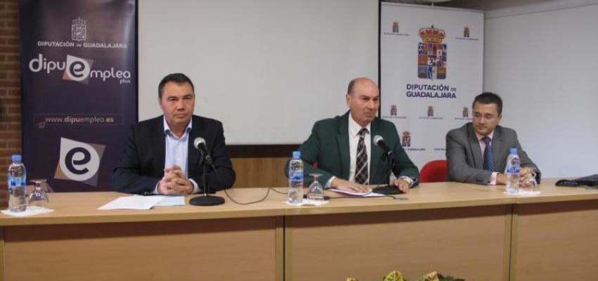 CEOE-CEPYME Guadalajara ha colaborado en los programas Inicia+ y Crece+, de la Diputación, clausurados recientemente