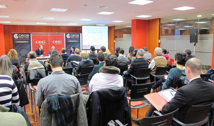 El CEEI de Guadalajara imparte una jornada sobre propiedad industrial, patentes y marcas