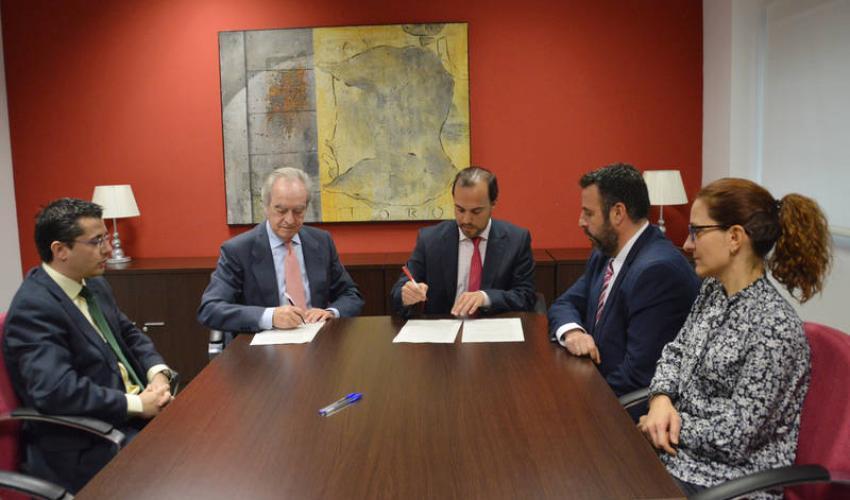 El Ayuntamiento de Azuqueca de Henares y CEOE-CEPYME Guadalajara seguirán colaborando para potenciar el sector industrial