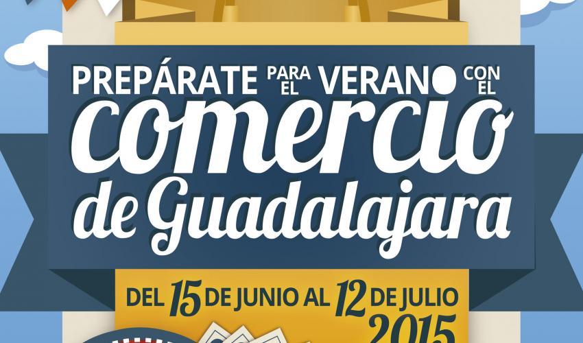 """FEDECO anima a los vecinos a continuar participando en la campaña """"Prepárate para el verano con el comercio de Guadalajara"""""""