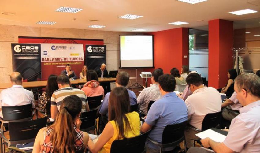 Los empresarios de la provincia de Guadalajara se informan sobre el reglamento europeo de gases fluorados
