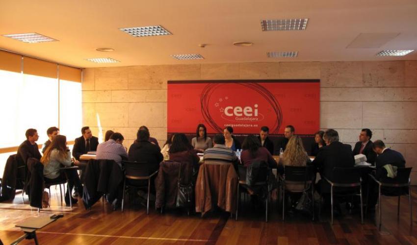 GuadaNetWork inicia sus encuentros de 2015 con gran éxito de participación