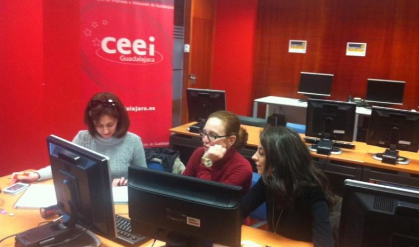 La preincubadora del CEEI alberga un nuevo proyecto
